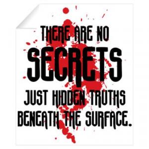 Dexter Morgan Quote Poster