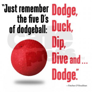 Ds Five D's of Dodgeball Thermos® Bottle (12oz) on