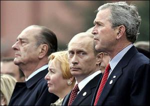 Thread: George W. Bush - Classify Him