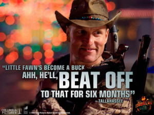 Woody harrelson zombieland quotes
