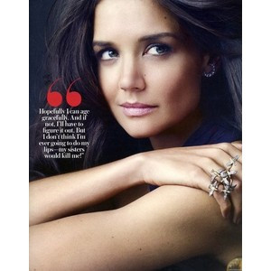 Katie Holmes Is InStyle and Brings Today's Quote | Celebrity Quotes, K ...