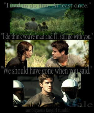 Catching Fire -- Gale Hawthorne quotes