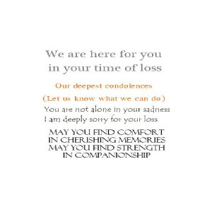Collection of Heartfelt Verses for Sympathy Cards