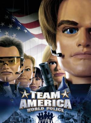 Weekend Streamer: 'Team America: World Police'