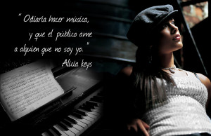 Alicia Keys Quote by meliuu