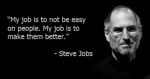Steve Jobs one of the most renowned entrepreneur shares some of his ...