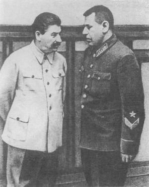 Joseph Stalin, Boris Shaposhnikov