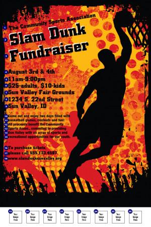 Basketball-Poster