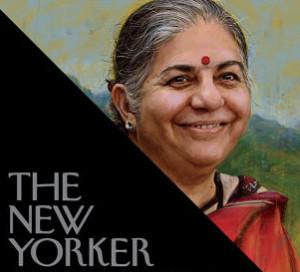New Yorker editor David Remnick responds to Vandana Shiva criticism of ...