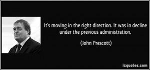 More John Prescott Quotes