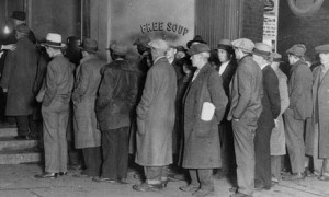 Memories of unemployment during the Great Depression are uppermost in ...
