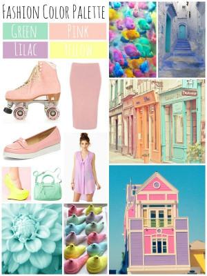 Pink Chocolate Break | Fashion Inspiration | Fashion Trends | Messy ...