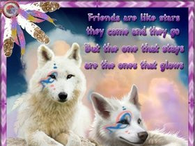 animated wolves photo: WOLF TOTEM QUOTE WOLFTOTEMFRIENDQUOTE.jpg