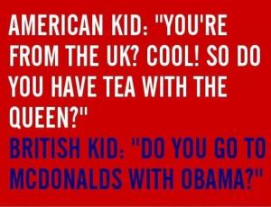British Humor Quotes Love the british humor.