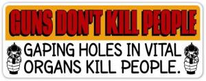 PRO GUN CONTROL QUOTES