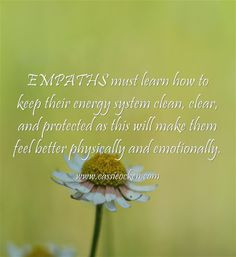 Empaths must learn how to manage this often challenging gift. More