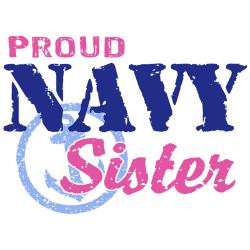 proud_navy_sister_rectangle_magnet.jpg?height=250&width=250 ...