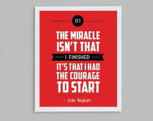 : Half Ironman, Bingham Quotes, Start Prints, Inspiration John, Half ...