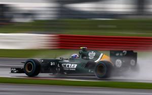 Heikki Kovalainen, P1 - 1:59.787, 14th; P2 - 1:58.580, 7th