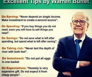 Tag Archives: Warren Buffett quotes on real estate