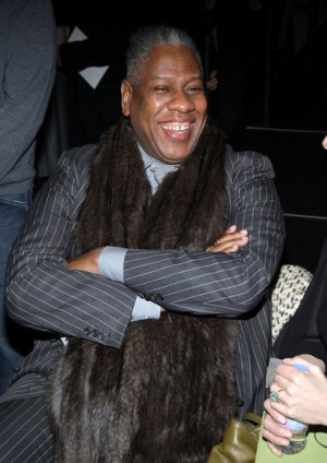 André Leon Talley :