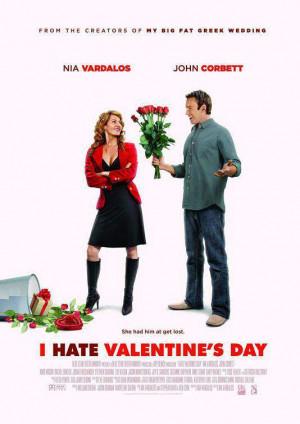 Hate Valentine's Day movie on: