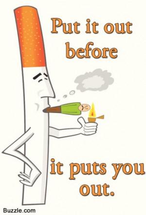 Anti-smoking Slogans