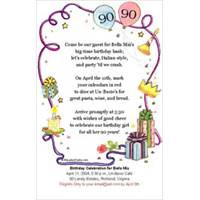 90th birthday quotes maladys poetry birthday jingles and verse for ...