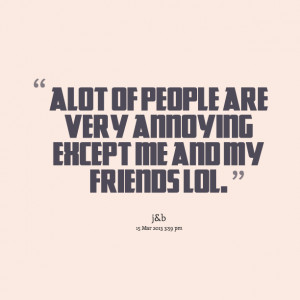 quotes annoying people on facebook