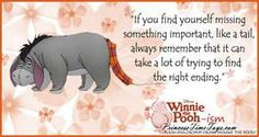 ... from winnie the pooh quotes more daww eeyore pooh quotes character