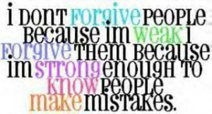 People Make Mistakes Picture