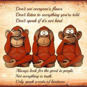 looking for good in people inspirational quote