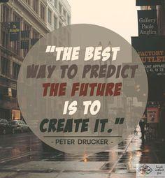 Peter Drucker - leadership quote