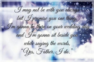 Love quotes for your wedding day