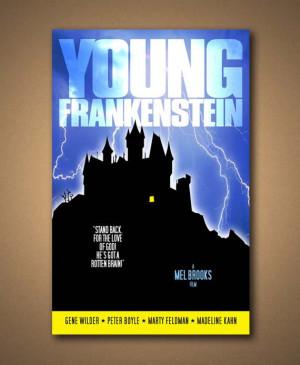 YOUNG FRANKENSTEIN Movie