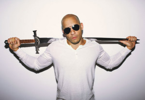 Ray Ban has been a favorite with men and Vin Diesel is no exception to ...