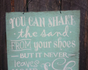 ... Beach Sign, Beach Saying, ocean theme, beach house decor, Beach Theme