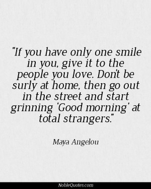 Top 10 Maya Angelou Quotes For Moms