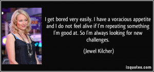 More Jewel Kilcher Quotes