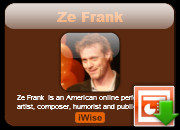 Ze Frank quotes