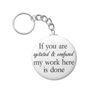 Unique funny birthday gifts jokes quotes humor keychain