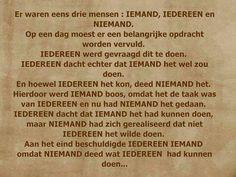 Doordenkertjes Nederlands