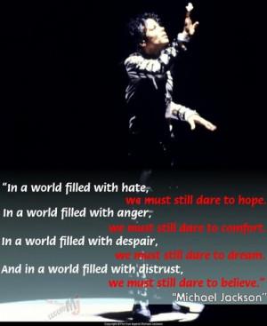 Michael's quotes! - michael-jackson Photo