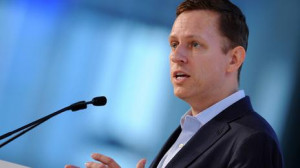 Peter Thiel Bildquelle picture alliance dpa