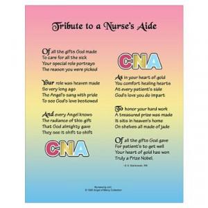 Nurses Aide Poems