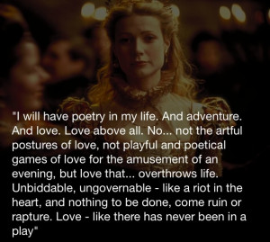 Shakespeare in Love | I think I hit replay on this scene five times.