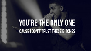 trust issues drake quotes