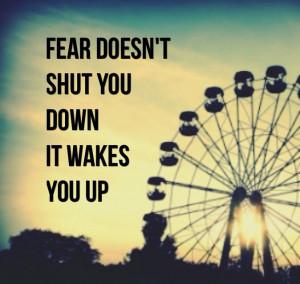 Divergent Quotes Fear