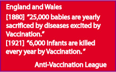 The National & International Anti-Vaccination League