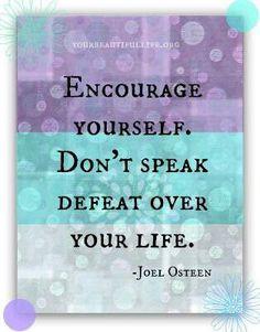 Joel Osteen Inspiration